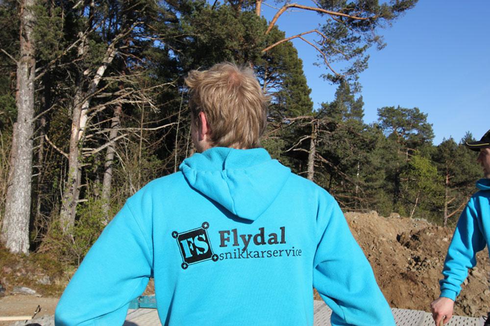 Velkommen til Flydal Snikkarservice